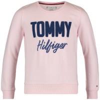 Afbeelding van Tommy Hilfiger KG0KG04040 kindertrui licht roze