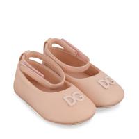 Afbeelding van Dolce & Gabbana DK0065 A1293 babyschoenen licht roze