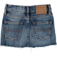 Afbeelding van Tommy Hilfiger KG0KG04300 B baby rokje jeans
