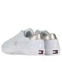 Afbeelding van Tommy Hilfiger 30296 kindersneakers wit