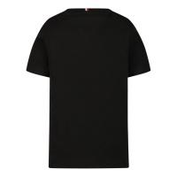 Afbeelding van Tommy Hilfiger KB0KB06854B baby t-shirt zwart