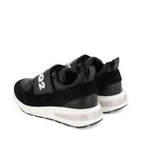 Afbeelding van Dsquared2 65125 kindersneakers zwart