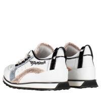 Afbeelding van Dsquared2 59816 kindersneakers wit