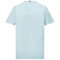 Afbeelding van Tommy Hilfiger KB0KB06532 kinder t-shirt turquoise