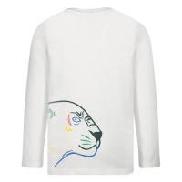 Afbeelding van Kenzo KP10617 baby t-shirt wit