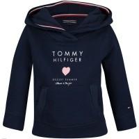 Afbeelding van Tommy Hilfiger KG0KG03742 B baby hoodie navy