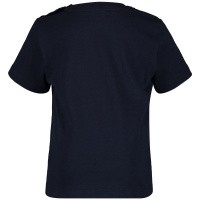 Picture of Boss J05P07 baby shirt navy