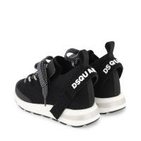Afbeelding van Dsquared2 67052 kindersneakers zwart
