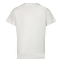 Afbeelding van MonnaLisa 257612 kinder t-shirt wit