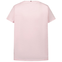 Afbeelding van Tommy Hilfiger KG0KG05870 kinder t-shirt licht roze