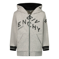 Afbeelding van Givenchy H05155 baby vest grijs