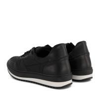 Afbeelding van Antony Morato MMFW01197 heren sneakers zwart