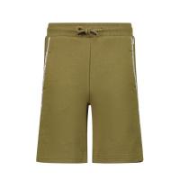 Afbeelding van Calvin Klein IB0IB00929 kinder shorts olijf groen
