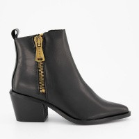 Afbeelding van Nikkie N93791904 dames laarzen zwart