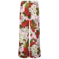 Afbeelding van Dolce & Gabbana L52P15 / HS5GF kinderbroek rose/rood