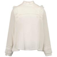 Afbeelding van Zadig & Voltaire X15284 kinder overhemd off white