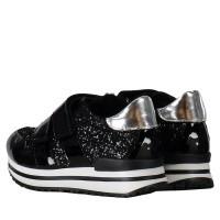 Afbeelding van Miss Grant M3SN0144 kindersneakers zwart