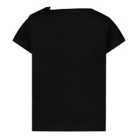 Afbeelding van Guess K1YI26 baby t-shirt zwart