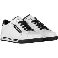 Picture of Dolce & Gabbana DA0626 kids sneakers black
