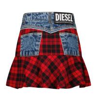 Afbeelding van Diesel J00312 kinderrokje rood