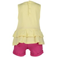 Picture of Guess A92G14 baby set yellow