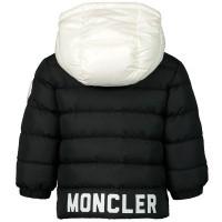 Afbeelding van Moncler 4132185 babyjas zwart
