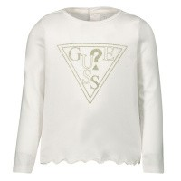 Afbeelding van Guess A94I02 baby t-shirt off white