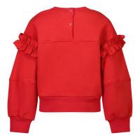 Afbeelding van MonnaLisa 398608RC baby trui rood