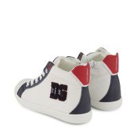 Afbeelding van Dolce & Gabbana DA5020 AV594 kindersneakers wit
