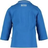 Afbeelding van Boss J05663 baby polo cobalt blauw