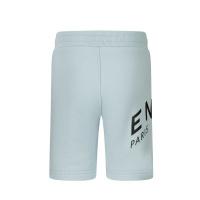 Afbeelding van Givenchy H04098 baby shorts licht blauw