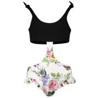 Afbeelding van MonnaLisa 947000 kinder zwemkleding zwart/wit