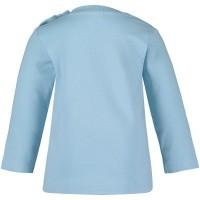Afbeelding van Moschino M5M01L baby t-shirt licht blauw