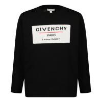 Afbeelding van Givenchy H05159 baby trui zwart