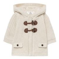 Afbeelding van Mayoral 2367 baby vest off white