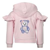 Afbeelding van MonnaLisa 395800R6 baby vest licht roze