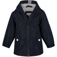 Picture of Boss J06192 baby coat navy