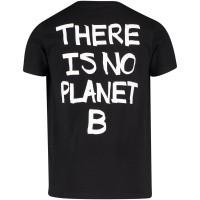 Afbeelding van John Richmond RBP19190 kinder t-shirt zwart