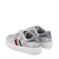 Afbeelding van Tommy Hilfiger 31012 kindersneakers zilver