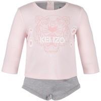 Afbeelding van Kenzo KM60003 rompertje licht roze