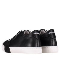 Picture of Dsquared2 59667 kids sneakers black