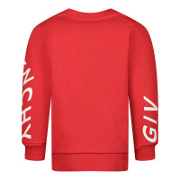 Afbeelding van Givenchy H05157 baby trui rood