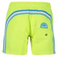 Picture of Sundeck B504BDTA100 kids swimwear fluoro yellow