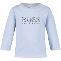 Afbeelding van Boss J95257 baby t-shirt licht blauw