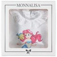 Afbeelding van MonnaLisa 353215PB boxpakje wit