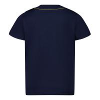 Afbeelding van Guess N73I55 baby t-shirt donker blauw