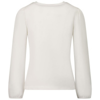 Afbeelding van Mayoral 4002 kinder t-shirt off white/navy