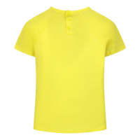 Afbeelding van Givenchy H05168 baby t-shirt geel