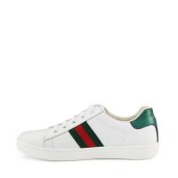 Afbeelding van Gucci 433146 CPWE0 kindersneakers wit