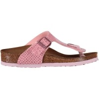 Picture of Birkenstock 1008256 kids flipflop light pink